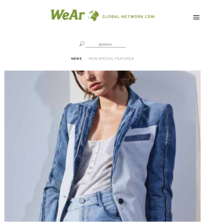 WeAr Magazine - Universe of Denim