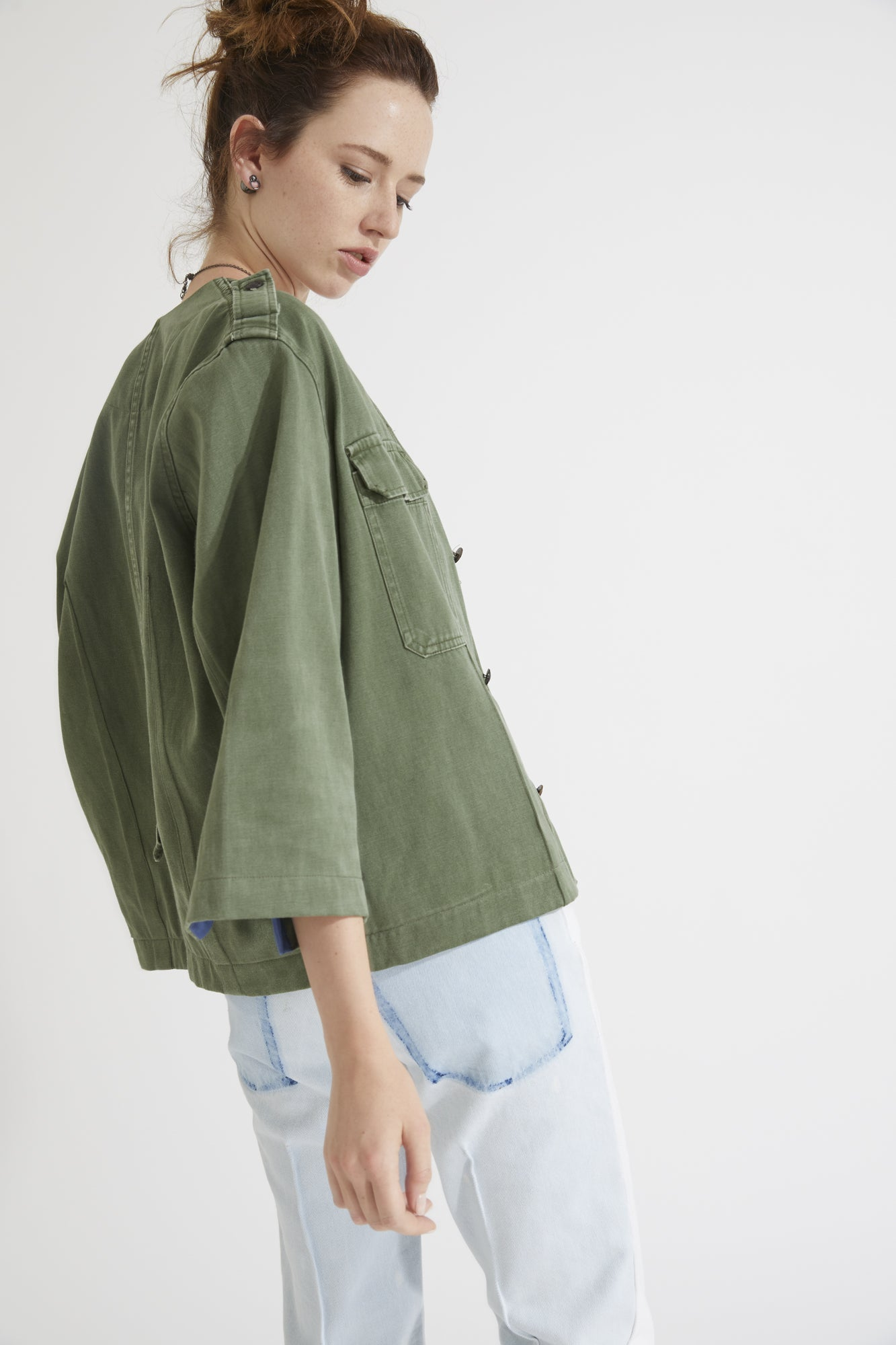 Tea field jacket