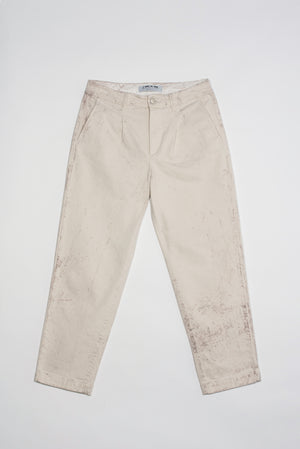 Danubio trouser unisex - upcycled fabric