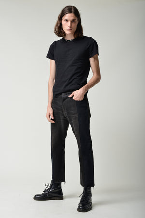 New Leonia jean unisex - upcycled garment