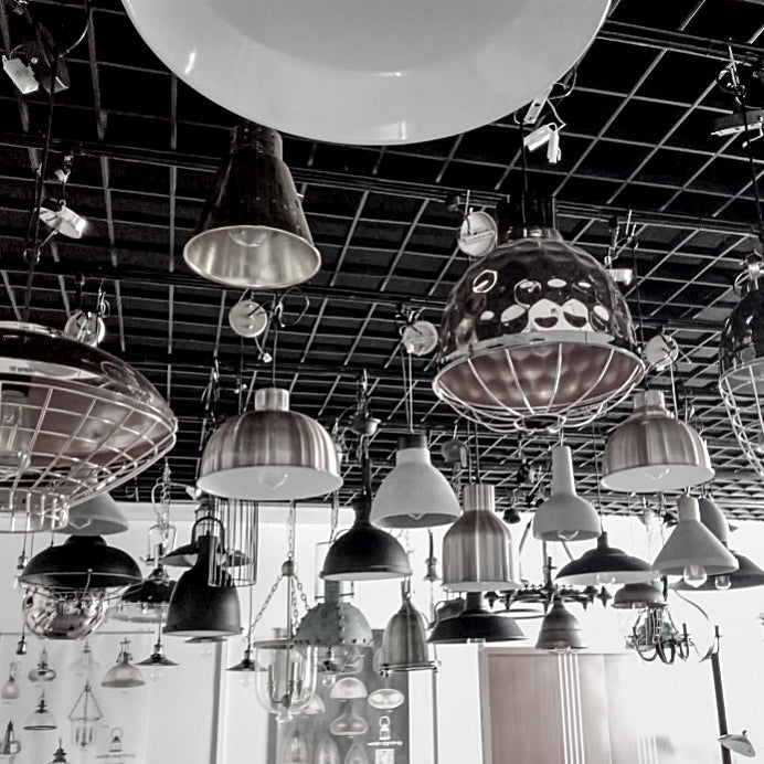 Industrial Lighting, Scandi Lighting, Pendants, Ceiling Light Colour