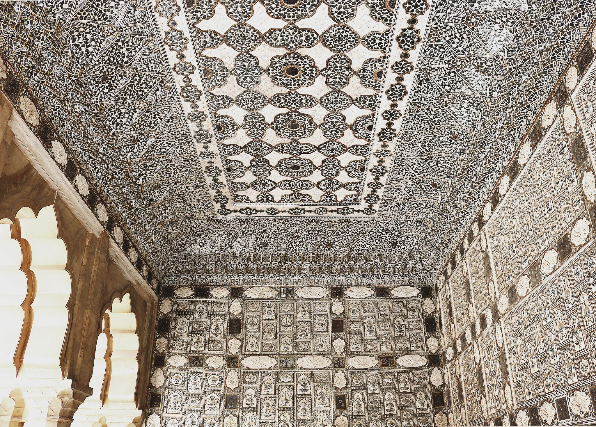 Amer Fort, Geometric Rugs