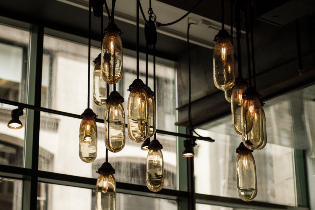 Industrial Lighting, getting The Industrial Look Just Right