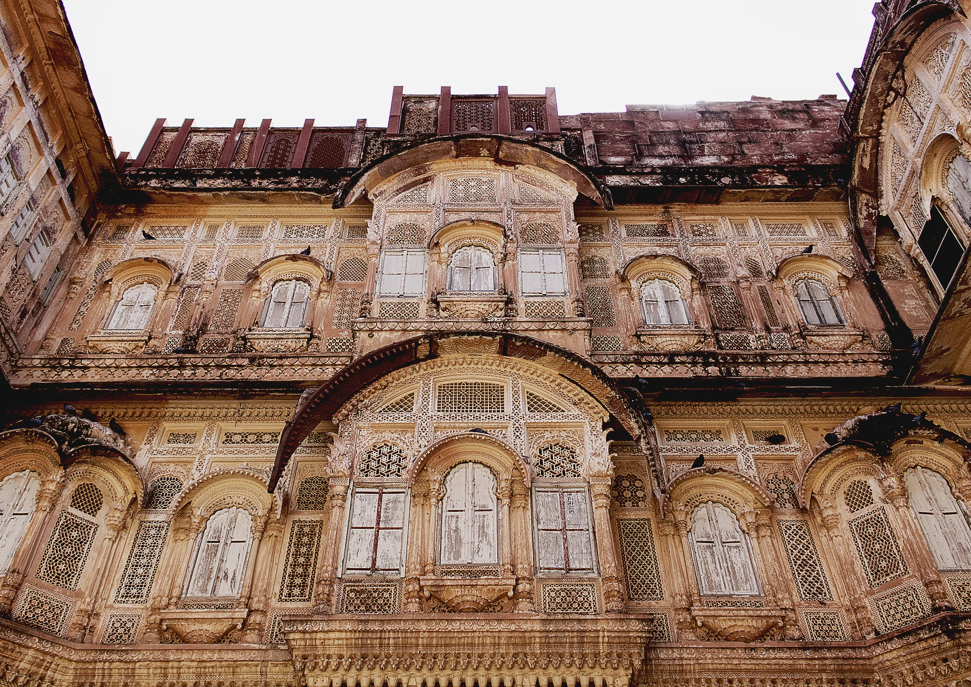Vaunt Design in India, Mehrangarh Fort Courtyard