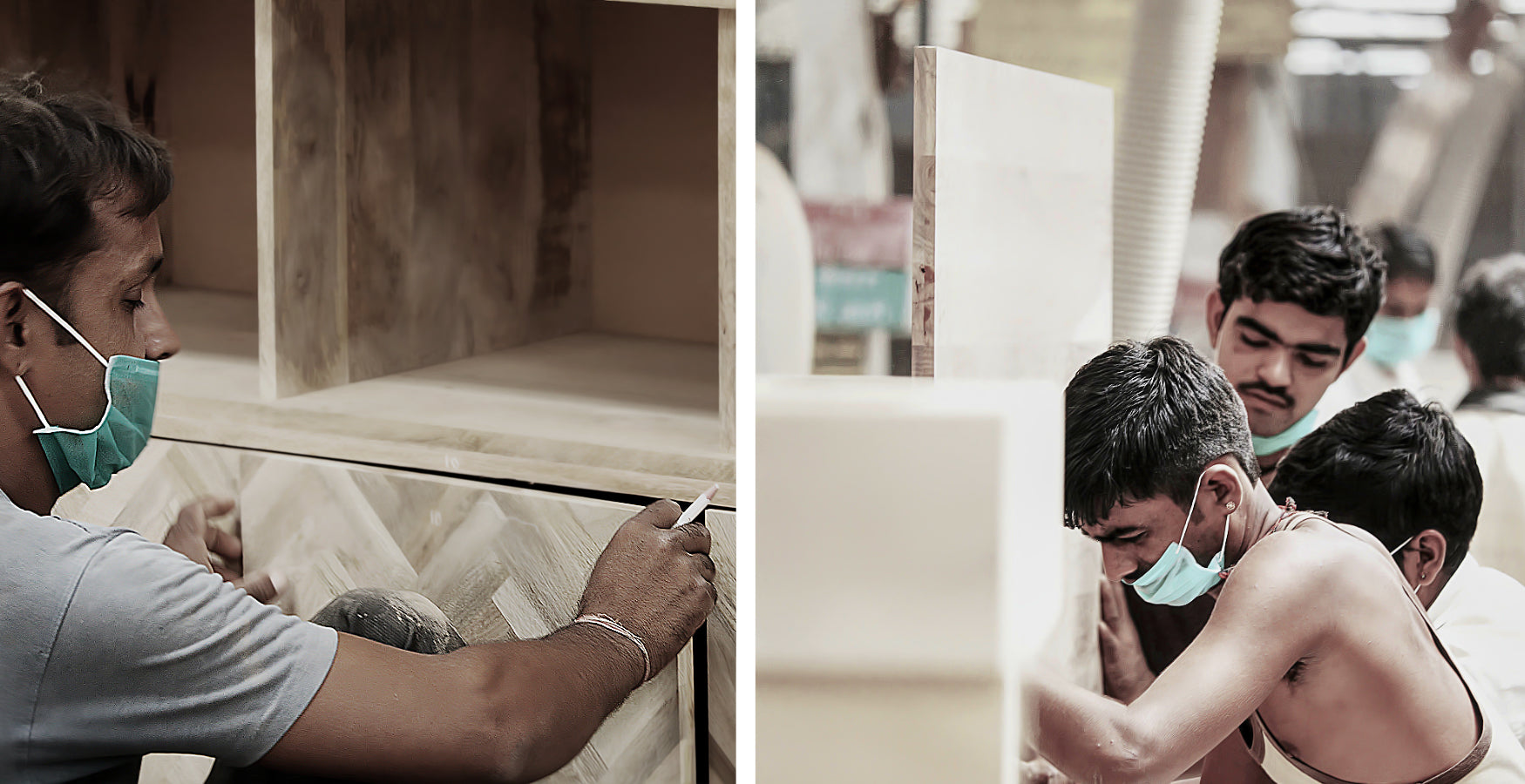 Vaunt Design in India, Tuk Tuk, Handcrafted Furniture