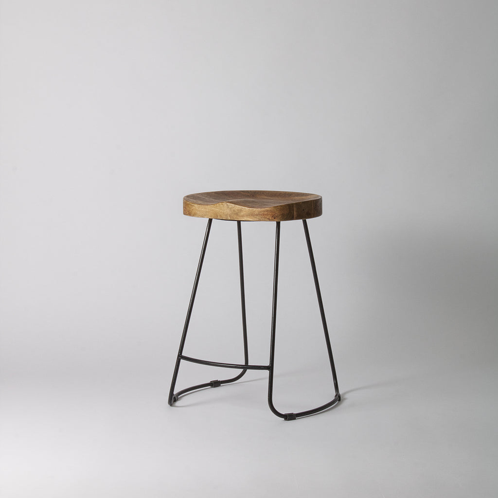Short Bar Stool