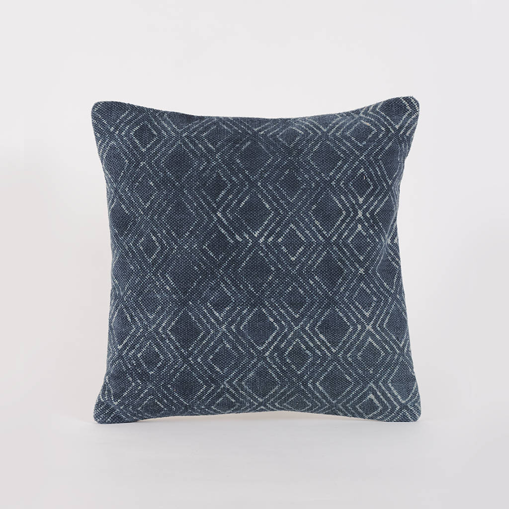 Bapu Charcoal Grey Scatter Cushion