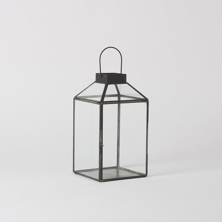 Black Iron Lantern, Large