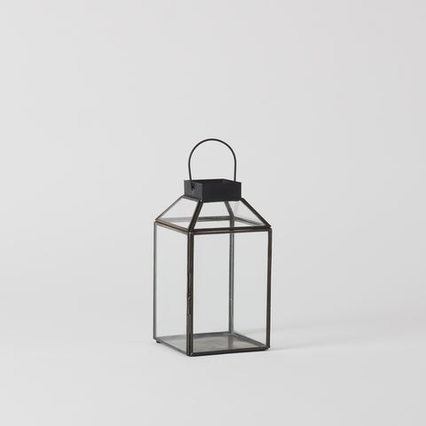Hector Black Iron lantern, Medium
