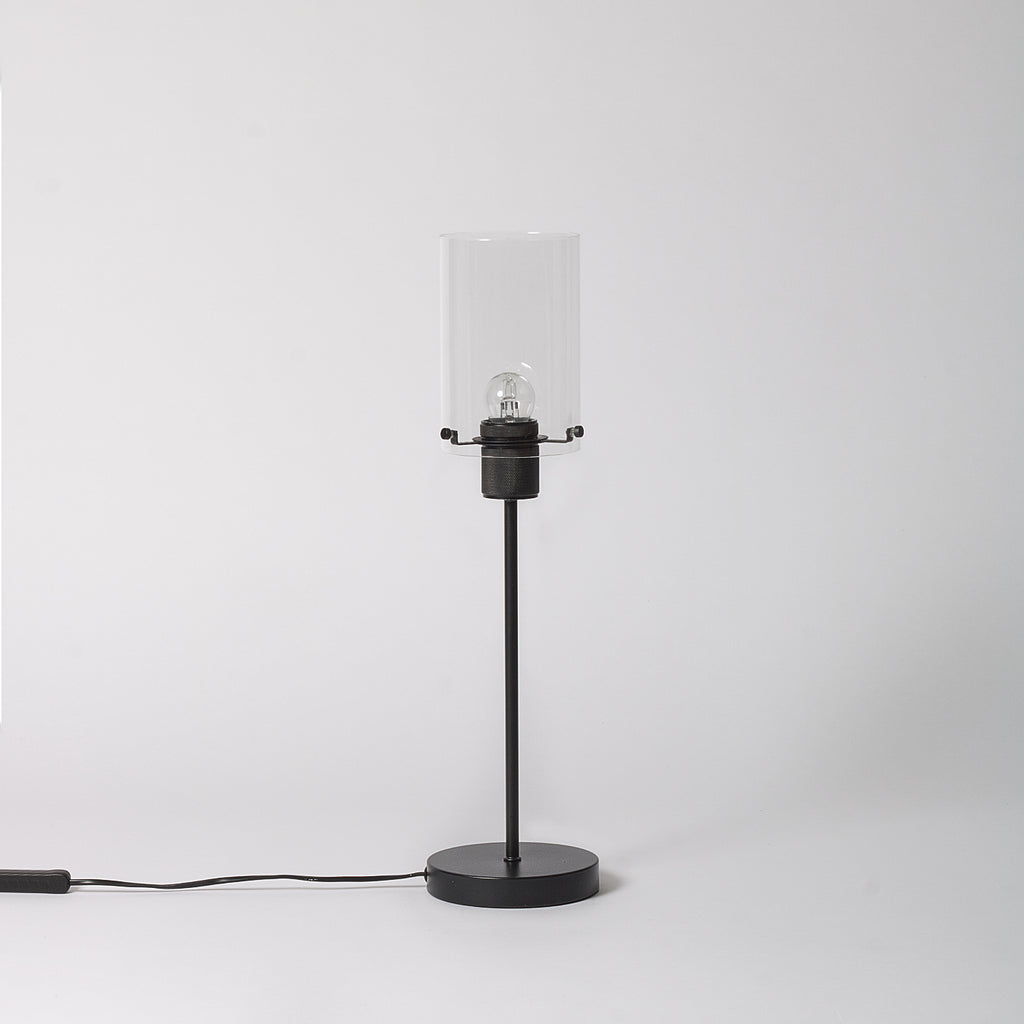 Black Minimalist Table Lamp