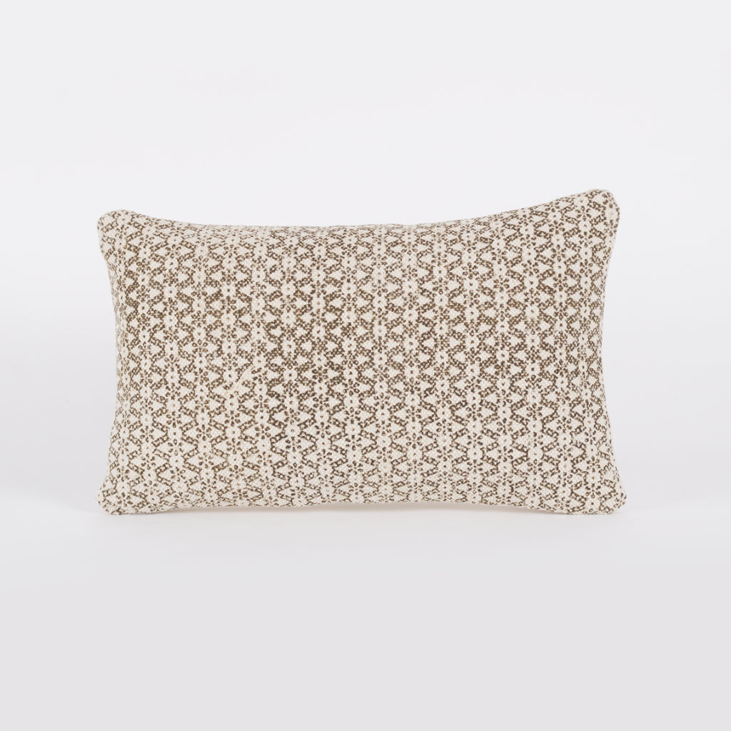 Khatu Distressed Gold Cushion
