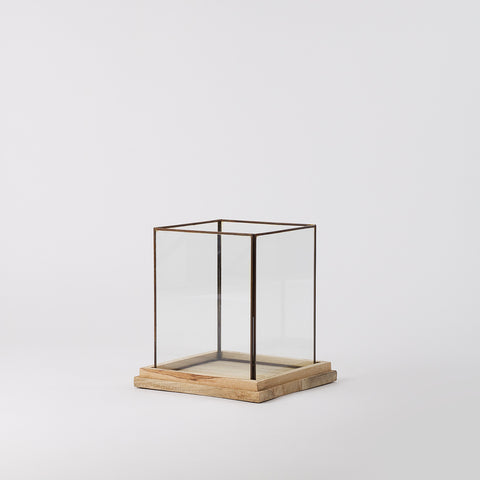 Glass Box Planter