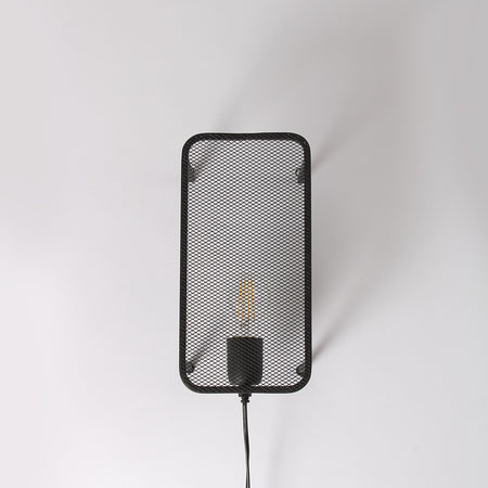 industrial plug-in wall light