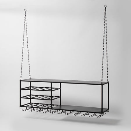 Suspended Kitchen Shelf