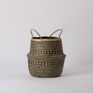 Seagrass Plant Basket, Large