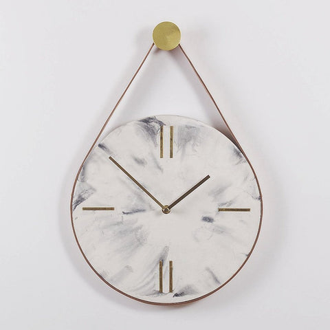 Guise Marble Wall Clock