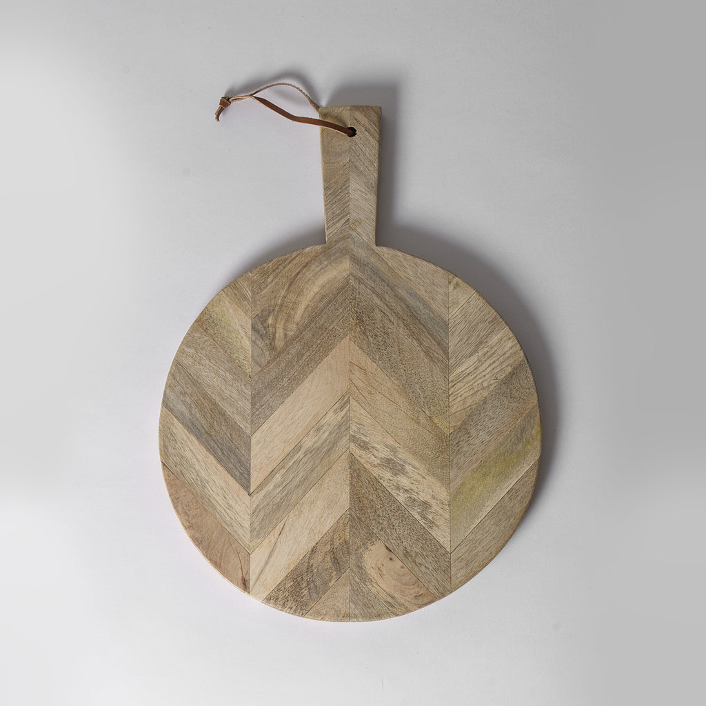 Natural Wood Serving Board