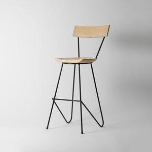 Nordic counter stool