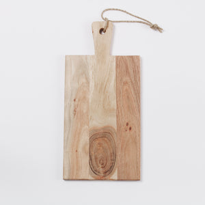 Loam Rustic Chopping Board, Acacia