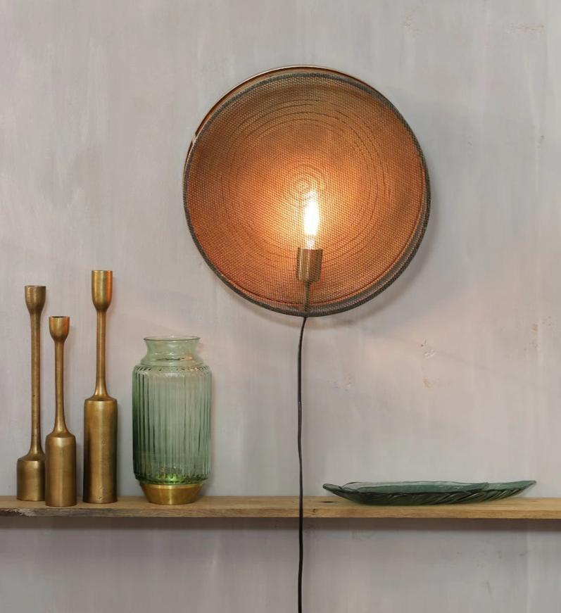 Esa Moroccan Wall Light Medium Vaunt Design