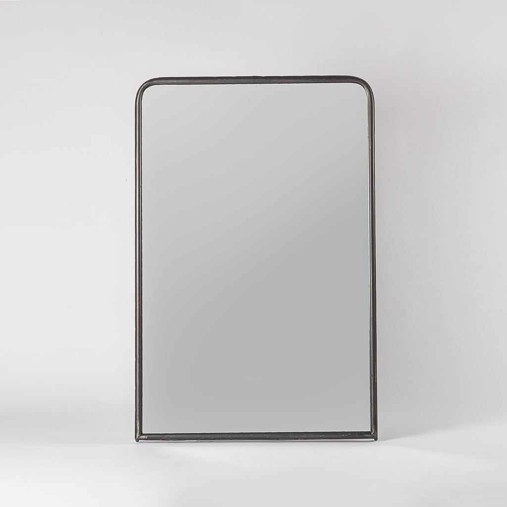 Copenhagen Industrial Metal Mirror, Large