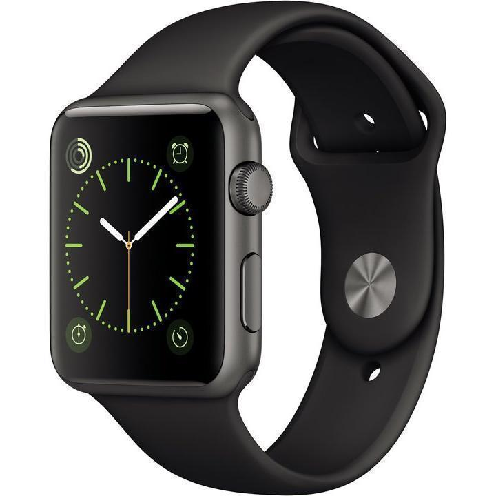Apple Watch (Series 1) Mars 2015 42 mm