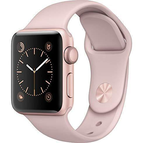 Apple Watch (Series 2) Septembre 2016 42 mm