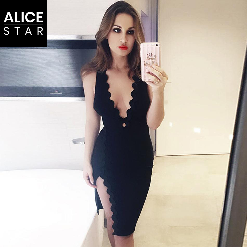 Black Maya dress - alice-star.com
