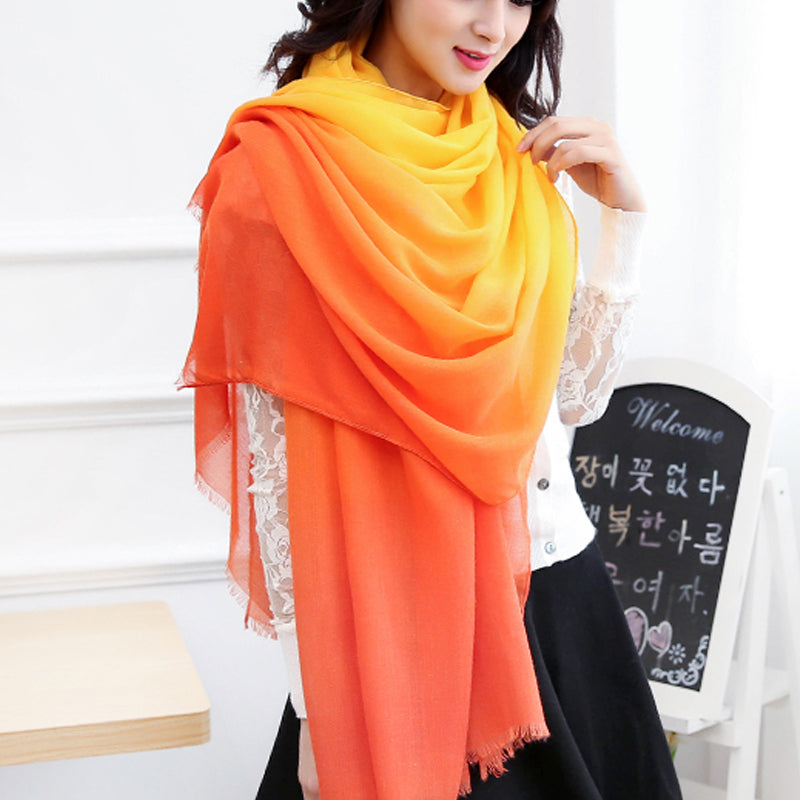 Women Scarf Candy