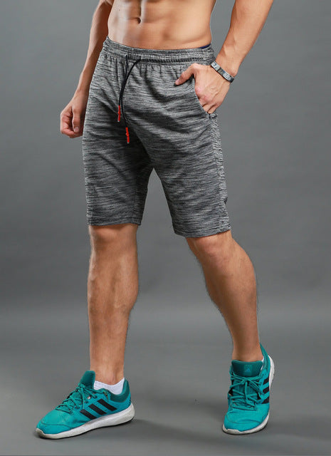 Simple Workout Men's Shorts Luca