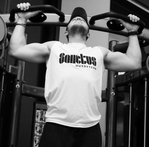 Sanctus Nutrition nutrition strength training