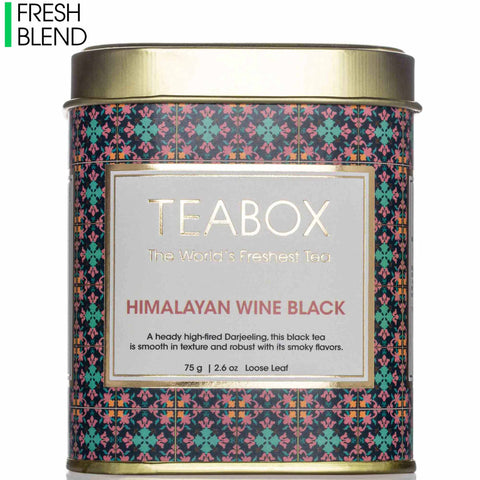 Himalayan Wine Tin