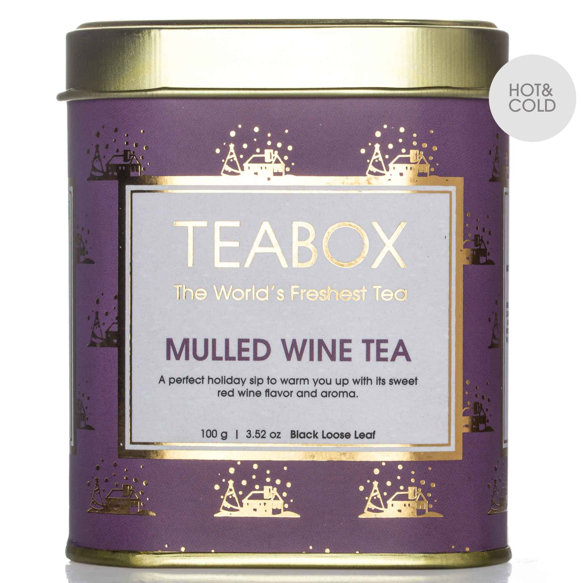 Mulled Wine Tin