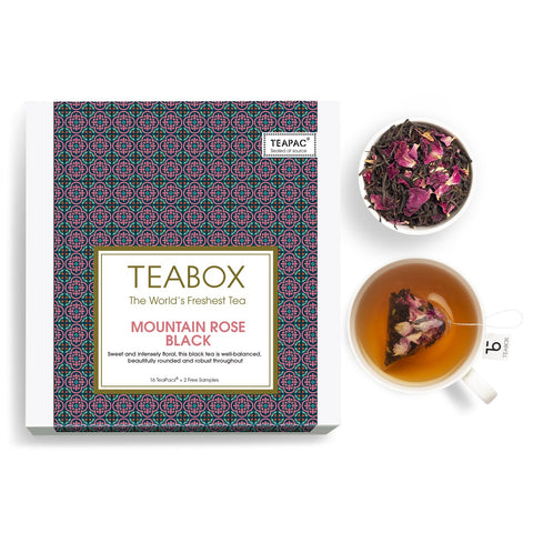 Mountain Rose Black tea