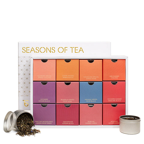 Seasons Of Tea