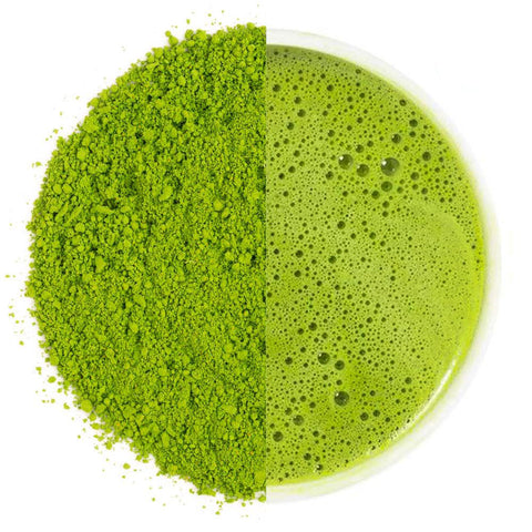 Pure Matcha Green