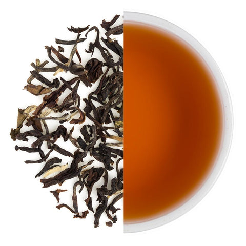Red Thunder Autumn Oolong Tea