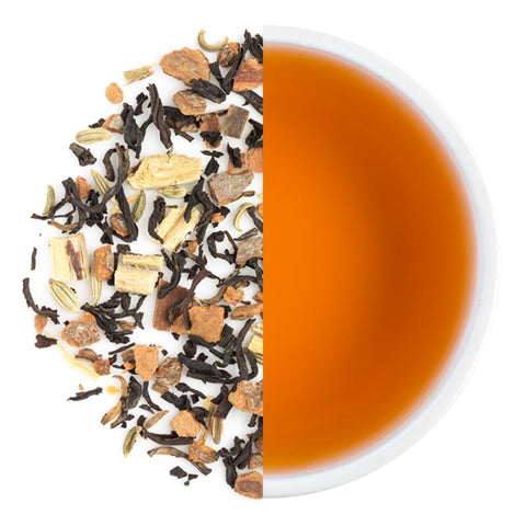 Cinnamon Pop Tea