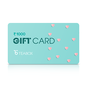 Teabox E-Gift Card - SGD 50