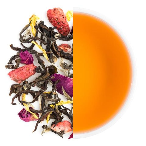 Strawberry Vanilla Serenity Tea