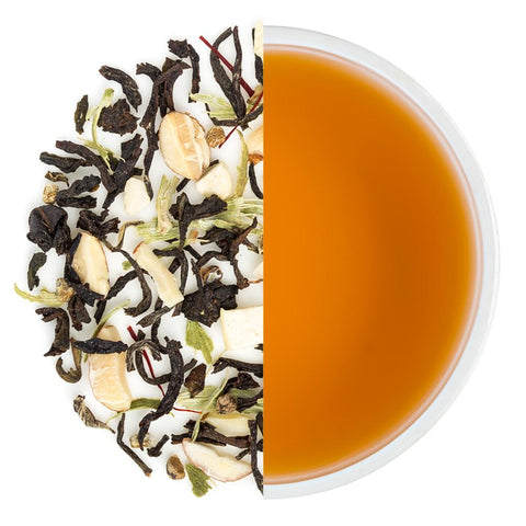 Spiced Almond Black Tea