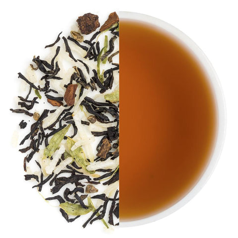 Creamy Coconut Black Tea