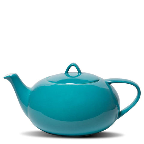 Moonset Teapot (Vibrant Teal)