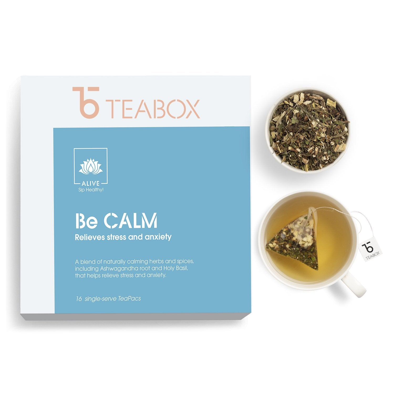 Be CALM - Stress Reliever Tea