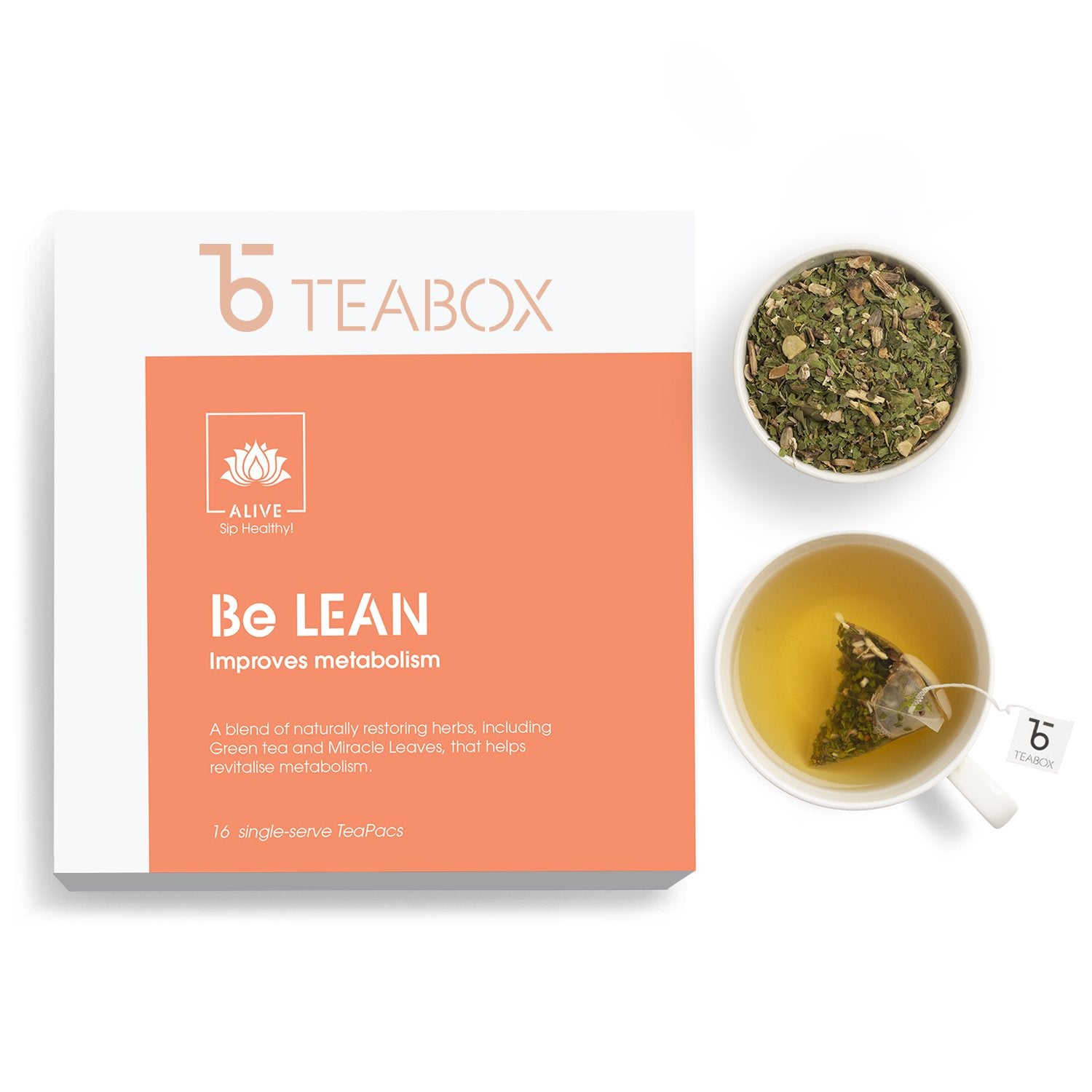 Be LEAN - Weight Loss Tea
