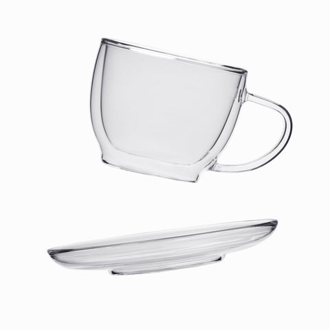 Cyril Cup & Saucer (Set of 2)