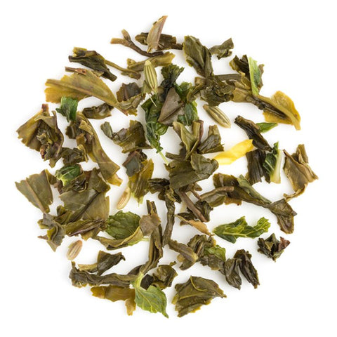 Mint Jubilee Green Tea