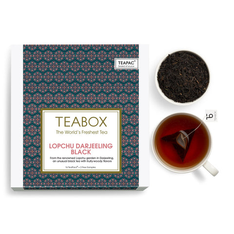 Lopchu Darjeeling Black Tea