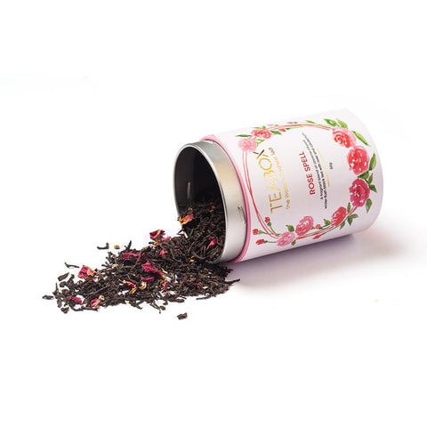 Rose Spell Tea