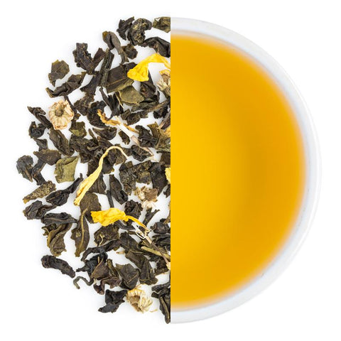 Calming Chamomile Green Tea